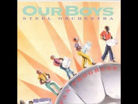 "Our Boys Steel Orchestra ""We Kinda Music"" (1991)"