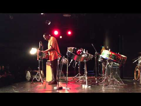Steelpan Rising - Flashing's Solo - Nov. 11, 2012
