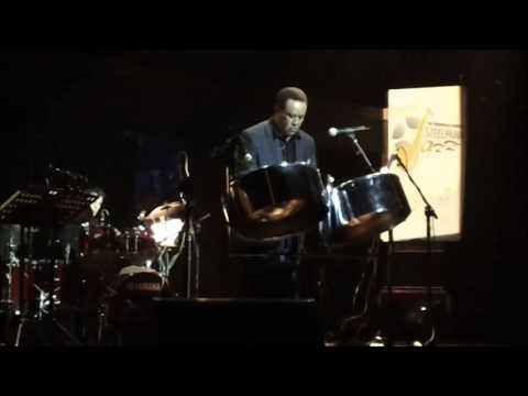 Stardust- Robert Greenidge - SteelPan & Jazz Festival 2012