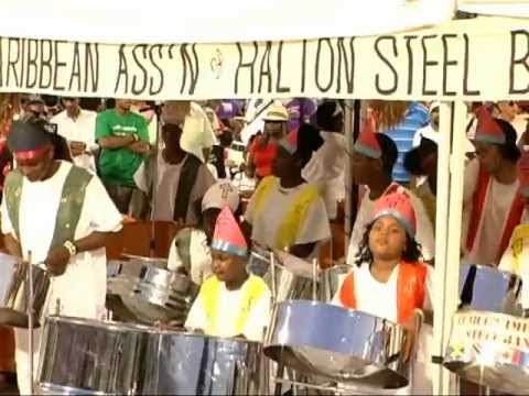 CCAH STEEL BAND The Arch Bishop of pan