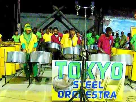 TOKYO Youth Steel Orch    Carnival Time Again