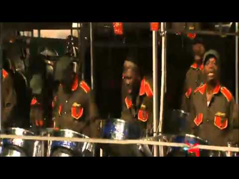 """""""Hammer Time"""" - WITCO Desperadoes (2013 Panorama Large Band FINALS)"""