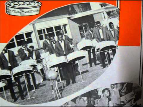 "Solo Harmonites Steel Orchestra - Lord Kitchener's ""The Wrecker"" (1968)- my most memorable Panorama experience"