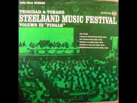 CITY SYNCOPATORS Steel Orchestra - Poet And Peasant Overture (1966)