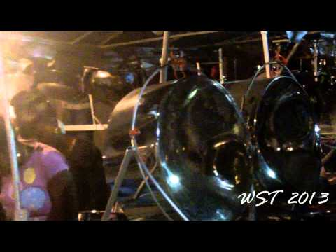D'Radoes Steel Orchestra - Fantastic Friday (Cool Down Version) Basement Yard Recordings 2013