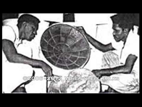 Anthony Williams - Steelpan Innovator, Leader, Pioneer and Arranger - Upclose