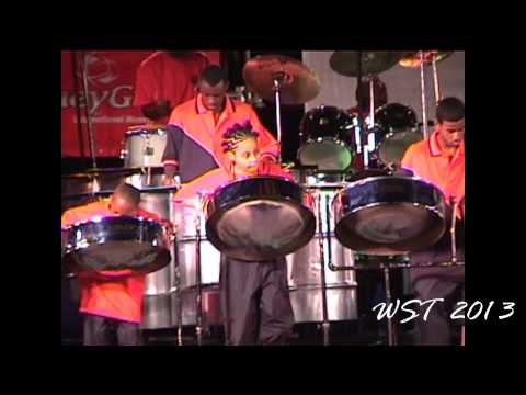 ADLIB Steel Orchestra - Panorama 1999 - In My House