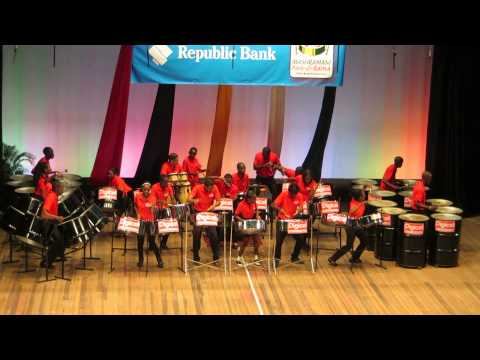 Parkside Steel Orchestra - Guyana Panorama 2014