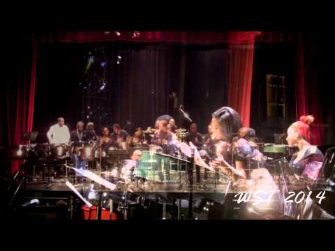 Mess Around - Kendall Willams - Crossfire Steel Orchestra - Composers OutFront!