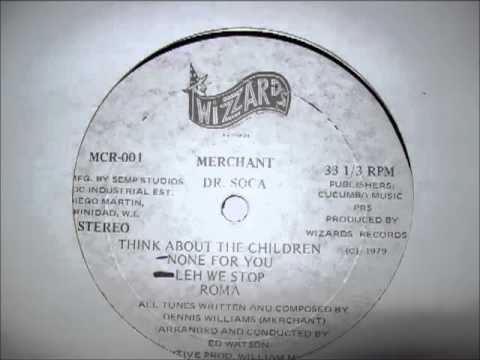 Merchant - Think About The Children ( Classic )