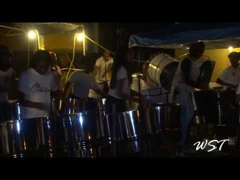 "Andre White - Pan Evolution Steel Orchestra - ""Cheers To Life""  - Cool Down Version - 2016 Panyard Recording"