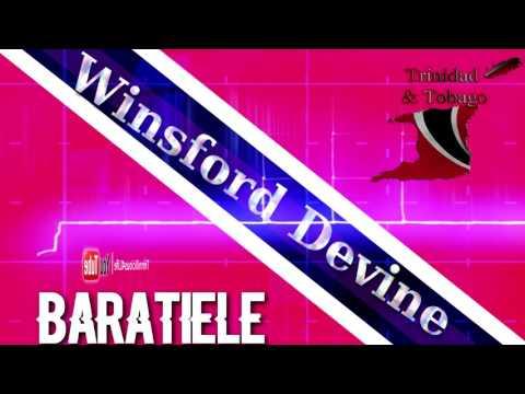 Winsford Devine - Baratiele [ Classic 80's Soca Music ]