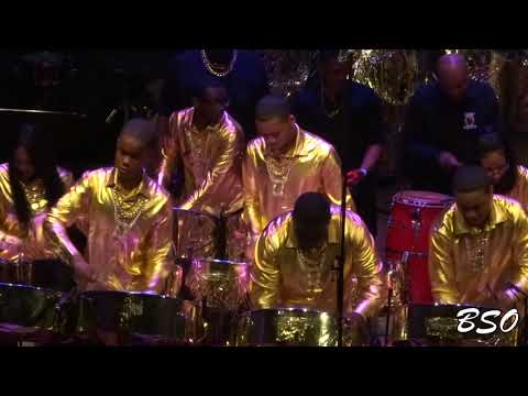 """CASYM Steel Orchestra -  """"24K Magic"""" - BSO's 2018 """"Pan Is Sweet"""""""