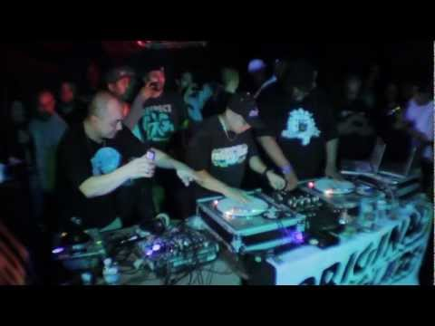 KRS-ONE Rocks The Rythm Lounge w/Mad Lion, Toquon Tha MC, DJ Mark Luv & DJ P-Trix