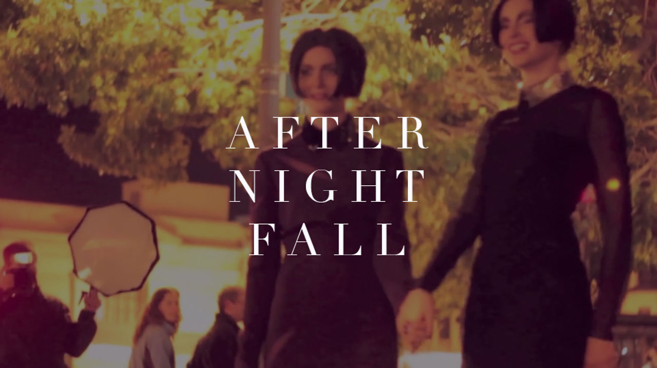 After Night Fall: Behind The Scenes with Fashion Photographer Timothy R Lowery