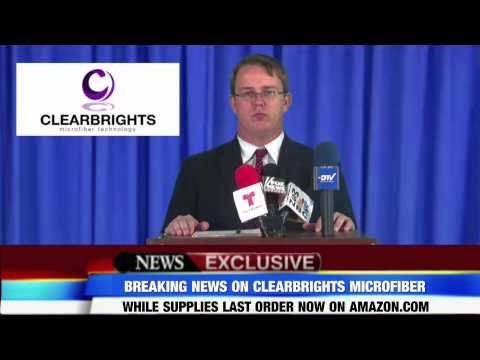 CLEARBRIGHTS Press Conference