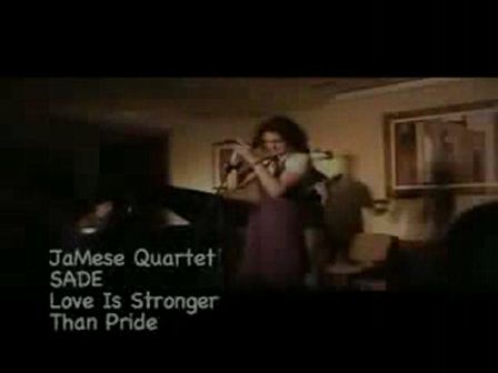 JaMese Quartet - Sade - Love Is Stronger Than Pride
