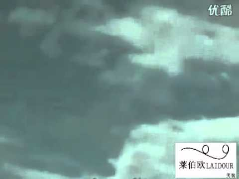 UFO filmed above airport in Mongolia - March 25, 2011