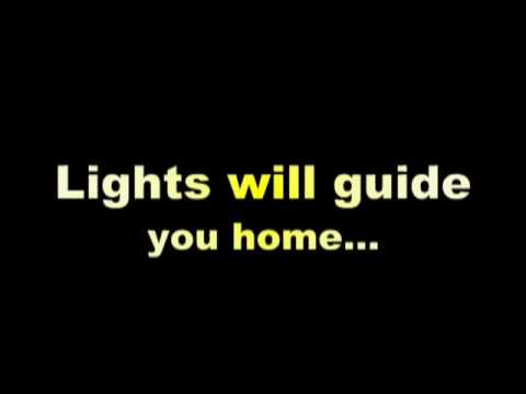 Lights will guide you home...Music for you all - June 7, 2011