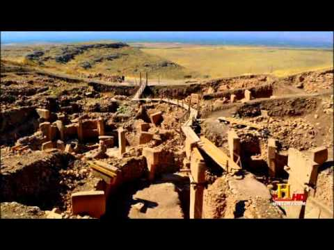 12,000 Years Old Unexplained Structure