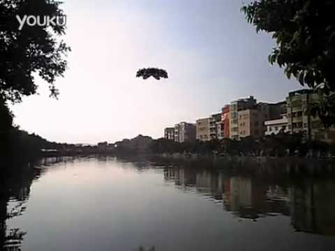 August was a busy month for UFOs in China