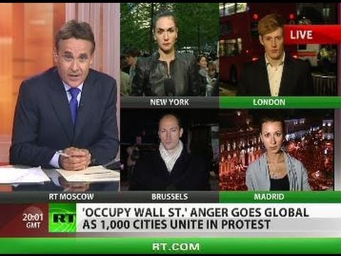 Occupy World St.: From NYC to Everywhere