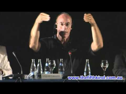 How To Make Contact With ET's - Dr Steven Greer Explains