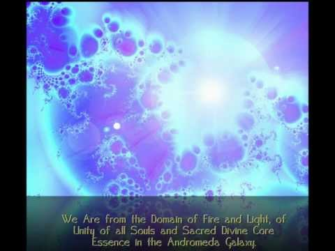 MESSAGE FROM THE ANDROMEDA GALAXY (11): YOU ARE CONSCIOUSNESS