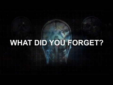 What did you forget? - Alan Watts