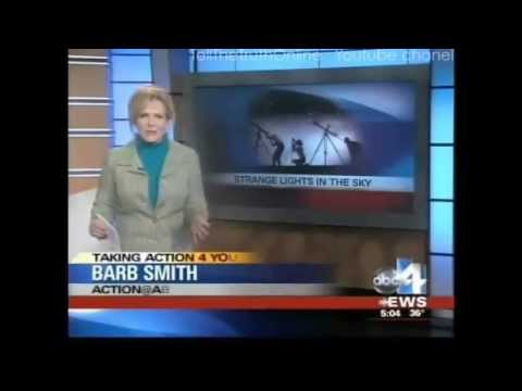 UFO seen dropping pods....USA - July 6, 2013