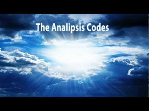 999Elaia from Pleiades, Council of 9, Third Message: The Analipsis Codes