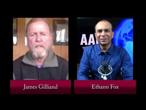 AAE tv | UFOs and Extraterrestrials | James Gilliland | 5.30.15