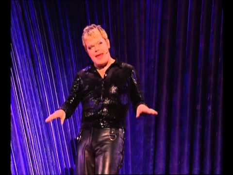 Eddie Izzard Jesus and Dinosaurs