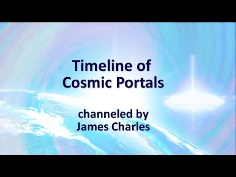 Timeline of Cosmic Portals