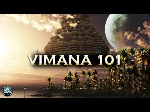 Vimana - The Ancient Texts