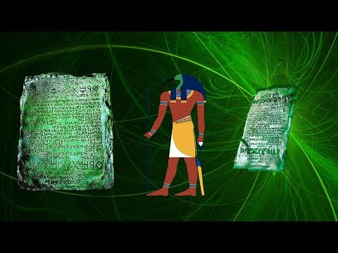 Thoth TABLETS finally DECODED - Scholars left Completely Speechless AUDIO JOURNEY VIPER TV