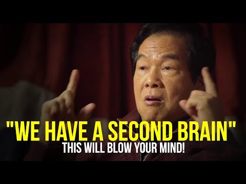We Have A Second Brain ..This Will Blow Your Mind ...Mantak Chia: Techniques to Activate The Second Brain