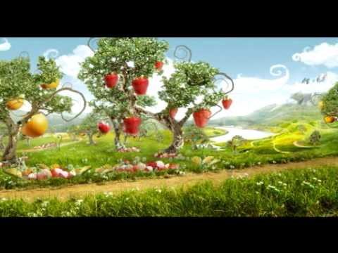 Making of Buavita fruit world