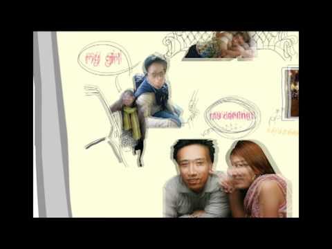 wedding presentation P'Ake & P'Pueng