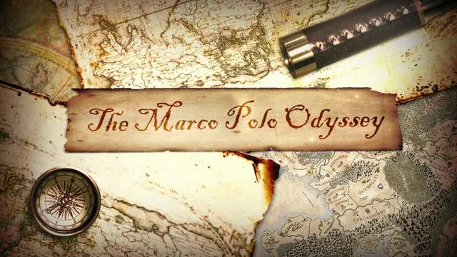 Teaser The Marco Polo Odyssey