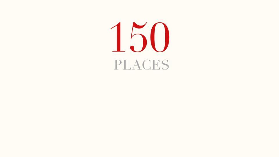 150 places they love : พลอย มัลลิกะมาส