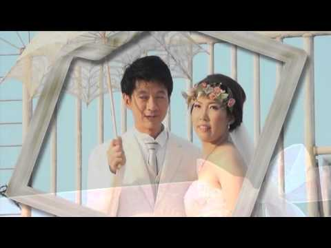 Ae and May Wedding By Oilberry