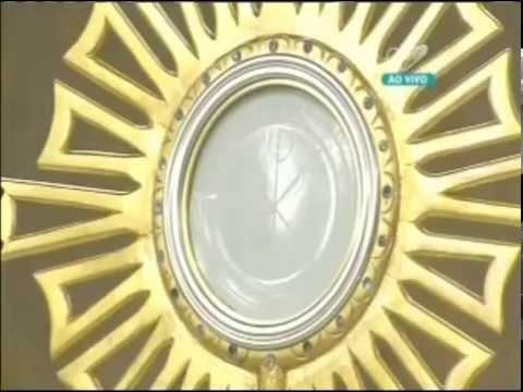 TV Canção Nova - Adoração ao Santíssimo Sacramento - Padre Roger Luís P2