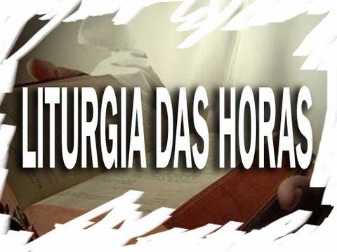 Liturgia das Horas - Oficio Divino | Canção Nova e Pe. Paulo Ricardo