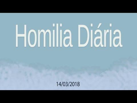 Homilia Diária - 14 de Março de 2018