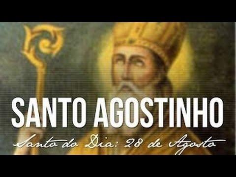 SANTO DO DIA 28 AGOSTO  Santo Agostinho, grande Bispo e Doutor da Igreja  theraio7 todos