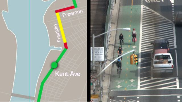 Mapping Your Commute - Individual cycling route promotion