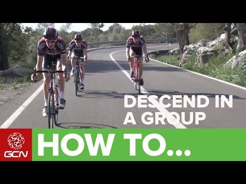 How To Descend In A Group