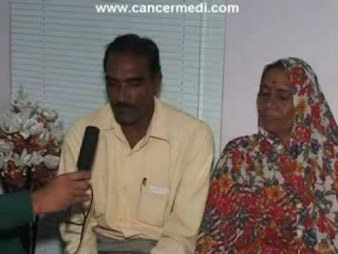 Cancer Patient From JAIPUR cured at DNTCRC