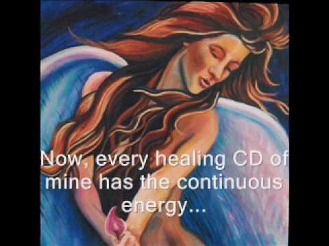 Healing Music by Jill Mattson - Paint Your Soul.WMV